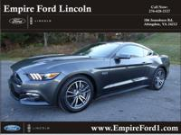 Options:  2015 Ford Mustang Gt Premium|Gt Premium 2Dr