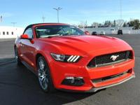 Exterior Color: race red, Body: Convertible, Engine: V8
