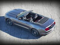 **1 OWNER** and **CONVERTABLE**. Mustang V6 and 2D