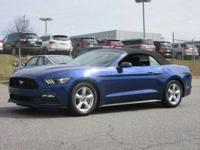Check out this gently-used 2015 Ford Mustang we