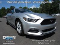 2015 Ford Mustang V6  *BLUETOOTH MP3*, *STILL UNDER