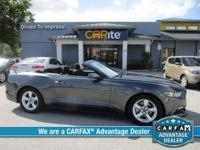 Excellent Condition, CARFAX 1-Owner. Bluetooth, CD