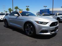 Check out this 2015 Ford Mustang V6. Its Automatic
