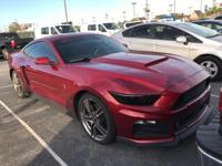 Roush Mustang! Clean Carfax!  Options:  Cd Player|Air