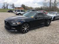 Mustang V6, 2D Coupe, 3.7L V6 Ti-VCT 24V, 6-Speed