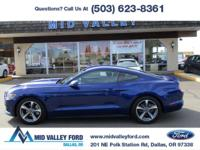 2015 FORD MUSTANG WITH ONLY 34,906 MILES!! EQUIPPED
