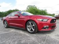 Wild Horses! Detroit Muscle! This 2015 Mustang is for