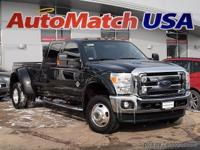 2015 Ford Super Duty F-350 DRW Platinum Tuxedo Black