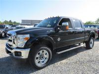 This 2015 Ford Super Duty F-350 SRW 4dr 4WD Crew Cab
