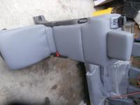 2015 Ford Super Duty console jump seats. Gotten of 2015
