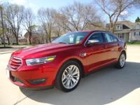 Save BIG money over a new Taurus with this beautiful