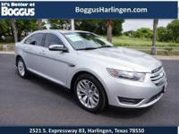 Cruising in this 2015 Ford Taurus Limited is better