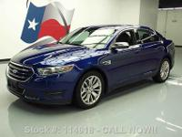 2015 Ford Taurus Leather interior,Power Front