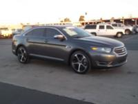 2015 Ford Taurus Limited Limited CARFAX One-Owner.