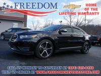 AWD Taurus Limited Deep Impact Blue Metallic Priced