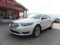 Options:  2015 Ford Taurus Navigation! Heated And