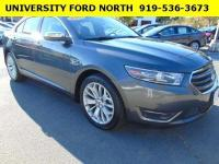 Clean CARFAX. 2015 Ford Taurus Limited Magnetic