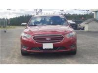 19/29 City/Highway MPG Red 2015 Ford Taurus Limited FWD