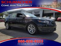 Options:  2015 Ford Taurus Limited| |Emergency Trunk