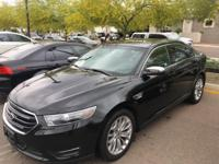 2015 Ford Taurus Limited 29/19 Highway/City MPG