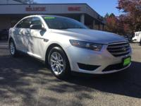 *LOCAL TRADE*. Ingot Silver Metallic 2015 Ford Taurus