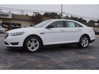 Treat yourself to this 2015 Ford Taurus SE, which