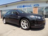 2015 Ford Taurus SEL All Wheel Drive!! One Owner! This