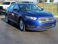 Recent Arrival! Clean CARFAX. This 2015 Ford Taurus SEL