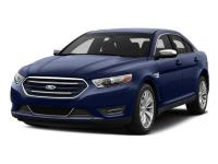 Certified. Gray 2015 Ford Taurus SEL FWD 6-Speed