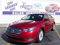 Come see this 2015 Ford Taurus SEL. Its Automatic