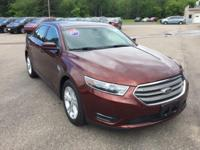 Options:  2015 Ford Taurus Sel|Local Trade! One
