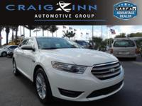 PREMIUM & KEY FEATURES ON THIS 2015 Ford Taurus