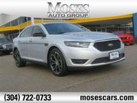 2015 Ford Taurus SHO in Chrome, Hot Options include,