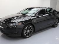 This awesome 2015 Ford Taurus 4x4 comes loaded with the