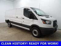 2015 Ford Transit-250 Oxford White Clean Vehicle