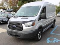 Gy 2015 Ford Transit-250 RWD 6-Speed Automatic with