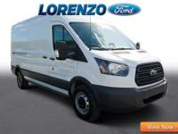 Options:  2015 Ford Transit Cargo Van 250 Medium