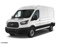 2015 Oxford White Ford Transit-250 USB Charging Port,