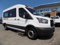 2016 Ford Transit 250 Medium Roof Mobility