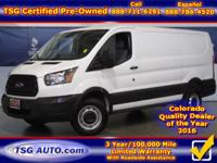 **** JUST IN FOLKS! THIS 2015 FORD TRANSIT HAS JUST