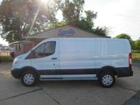 T-250 Transit Work Van  Options:  Dual Front Air