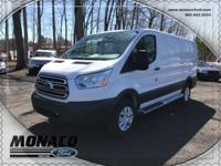 2015 Ford Transit 250 and 3.7L V6 RWD. 3D Low Roof