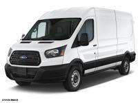 This 2015 Ford Transit Cargo TRANSIT T-250 Van