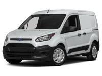 Step into the 2015 Ford Transit Connect! It offers the