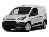 ONE OWNER and CLEAN CARFAX. Transit Connect XL, 4D