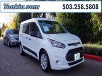 WOW!!! Check out this. 2015 Ford Transit Connect XLT