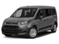 Climb inside the 2015 Ford Transit Connect! You'll