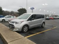 This 2015 Ford Transit Connect Wagon XLT is offered to
