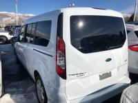 CARFAX One-Owner. Frozen White 2015 Ford Transit