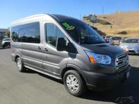 Options:  2015 Ford Transit-150 Xlt|3.7L V6 24V|6-Speed
